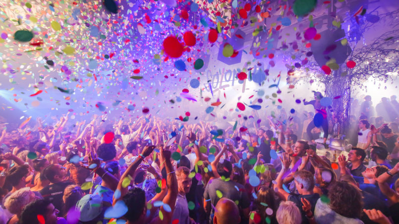 The Ibiza Night Life Guide